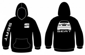 Sweatshirt com capuz para Seat Toledo 1M