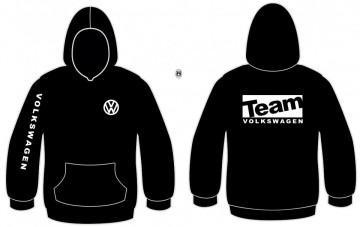 Sweatshirt com capuz para Team Volkswagen