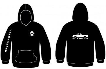Sweatshirt com capuz para  Volkswagen Caddy 1