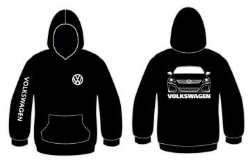 Sweatshirt com capuz para Volkswagen Passat CC