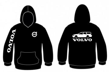 Sweatshirt com capuz para Volvo V70