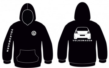 Sweatshirt com capuz para VW Golf 4