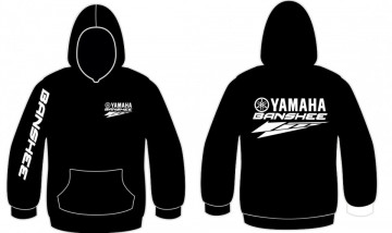 Sweatshirt com capuz para Yamaha Banshee