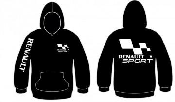 Sweatshirt com capuz - Renault Sport