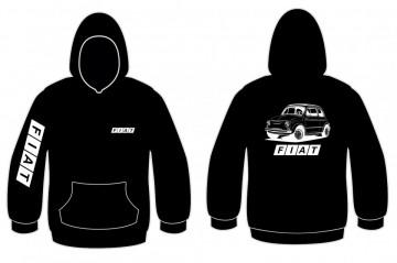 Sweatshirt para Fiat 500 Vintage