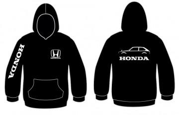 Sweatshirt para Honda Civic segunda geração