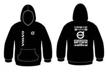 "Sweatshirt para "" If you don't like "" Volvo"