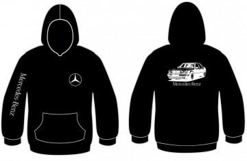 Sweatshirt para Mercedes W124