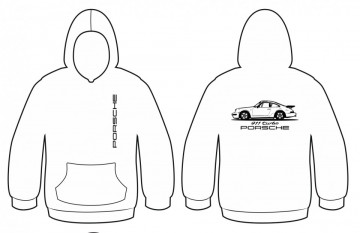 Sweatshirt para Porsche 911 Turbo