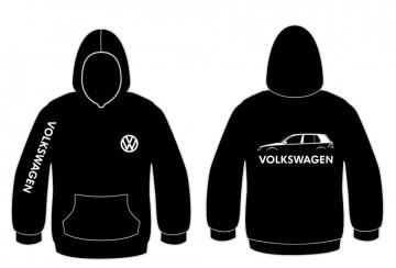 Sweatshirt para Volkswagen Golf Mk4 5 portas