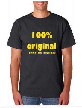 T-shirt - 100% Original