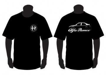 T-shirt para Alfa romeo 146
