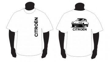 T-shirt para Citroen DS23