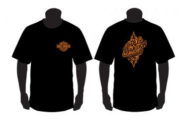 T-shirt para Harley Davidson