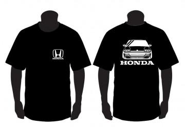 T-shirt para Honda Civic Crx