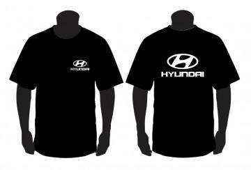 T-shirt para Hyundai