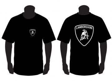 T-shirt  para Lamborghini