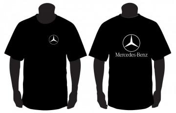 T-shirt  para Mercedes