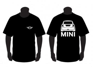 T-shirt para Mini Cooper D