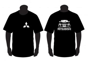 T-shirt para Mitsubishi  Evalution iX