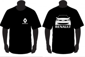 T-shirt para Renault Megane II (2) Break