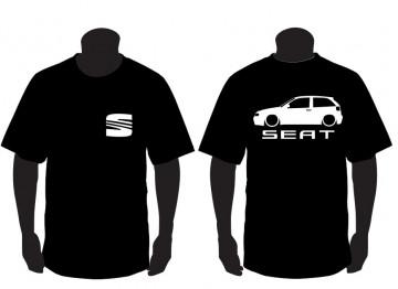 T-shirt para Seat Ibiza 6K (Lateral)