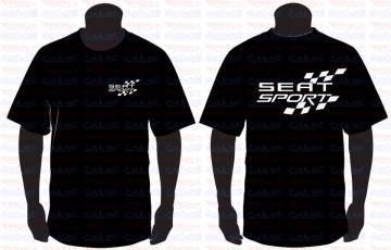 T-shirt  para Seat Sport