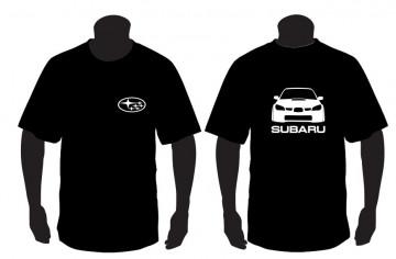 T-shirt para Subaru Impreza