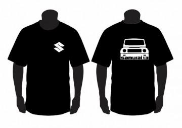 T-shirt para Suzuki Samurai 1.3