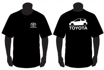 T-shirt para Toyota Yaris