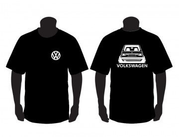 T-shirt para Volkswagen Golf I Traseira