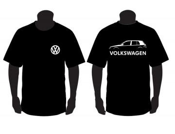 T-shirt para Volkswagen Golf Mk4 5 portas