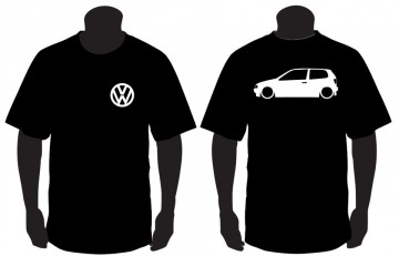 T-shirt  - Volkswagen Polo 6N