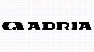 Autocolante - ADRIA CARAVAN