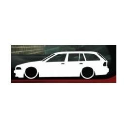 Autocolante - BMW E39 Touring