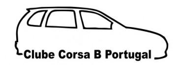 Autocolante - Clube Corsa B Portugal