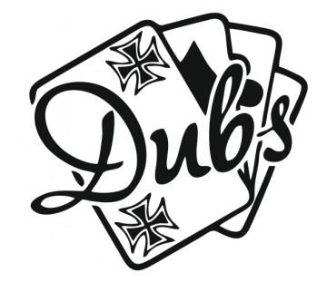 Autocolante Com Cartas DUBs