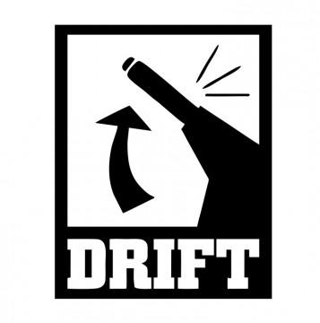 Autocolante com Drift