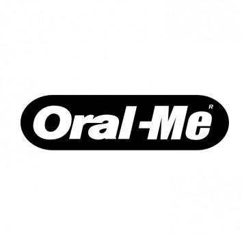 Autocolante com Oral-me