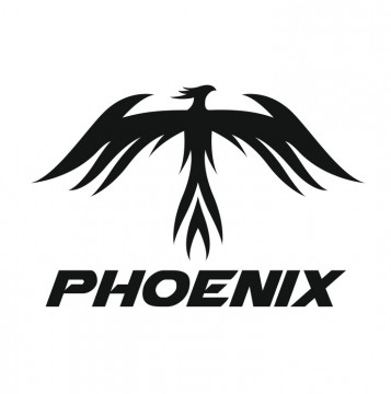 Autocolante com Phoenix