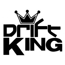 Autocolante - Drift King