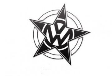 Autocolante - Euro Star VW