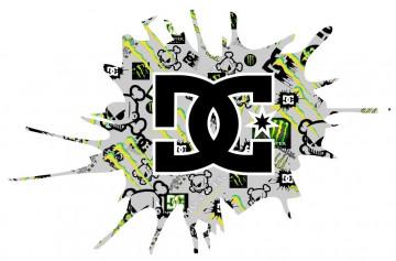 Autocolante Impresso - DC Mancha - Monster Energy