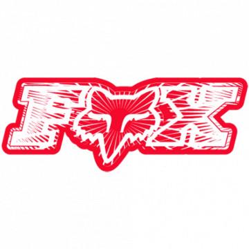 Autocolante Impresso - Fox