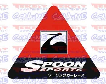 Autocolante Impresso - Spoon sports