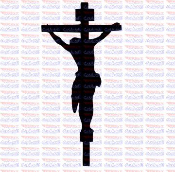 Autocolante - Jesus