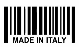 Autocolante - Made in Italy