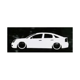 Autocolante - Opel Vectra C