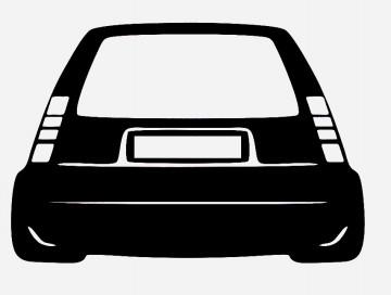 Autocolante para Renault 5