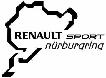 Autocolante - Renault Sport Nurburgring